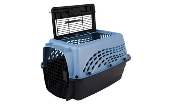 Petmate Two-Door Top Load Dog Crate