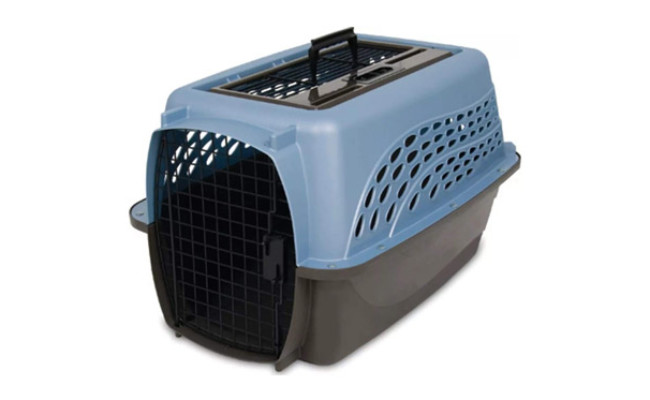 Petmate Two Door Top Load Dog Kennel