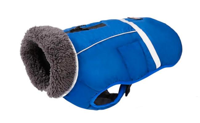 9. Petneces Dog Winter Coat