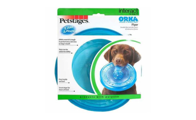 Petstages Orka Frisbee for Dogs
