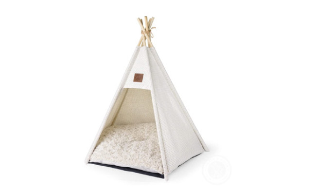 Pickle & Polly Small to Medium Dog Bed Teepee
