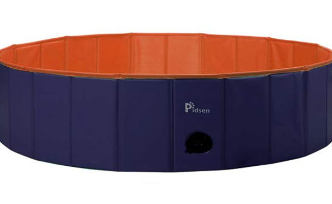 Pidsen Portable Dog Swimming Pool