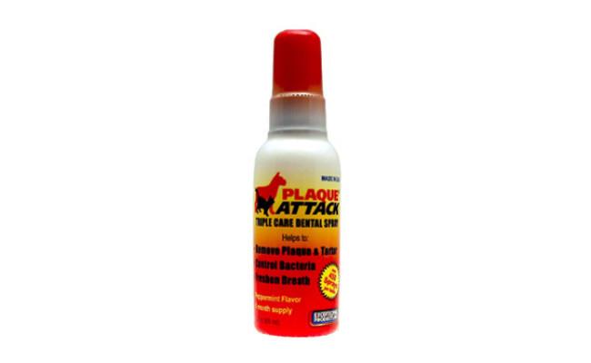 Plaque Attack Dog Dental Spray
