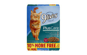 Plus Care Dry Cat Food
