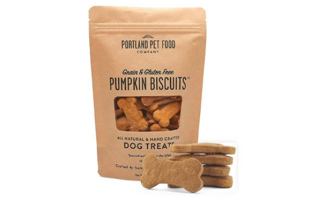 Portland Pet Food Company All-Natural Dog Treat Biscuits
