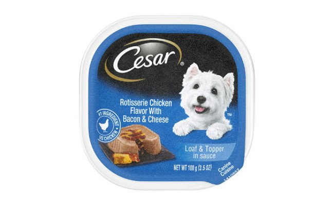 Poultry Lovers Collection Wet Dog Food