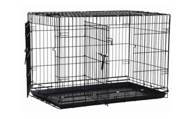 Precision Pet Lock System Wire Dog Crate