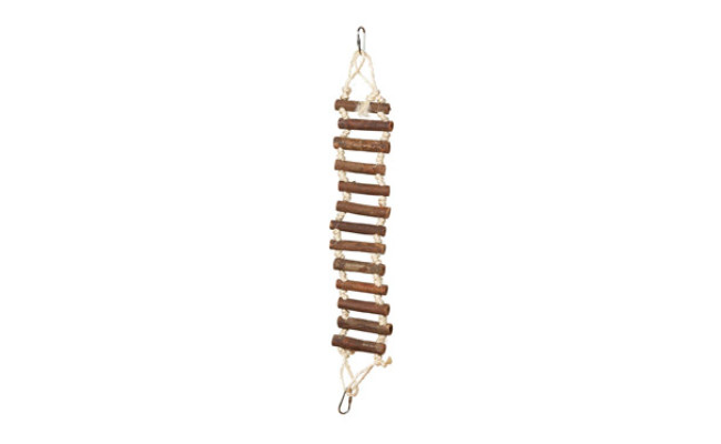 Prevue Hendryx Naturals Rope Ladder Parakeet Toys