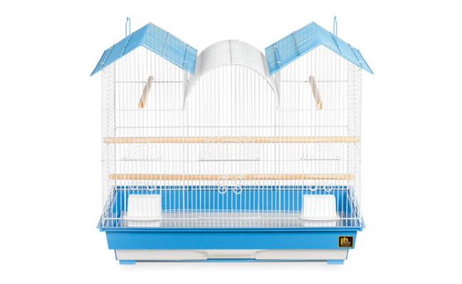 Prevue Hendryx Triple Roof Bird Cage