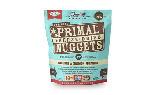 Primal Pet Foods Dried Cat Food