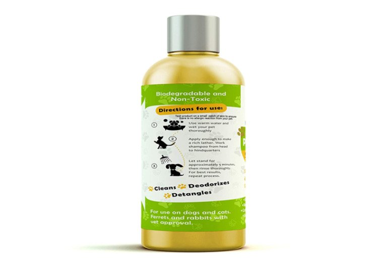 Pro Pet Works All Natural Oatmeal Shampoo