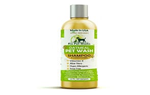 Pro Pet Works All Natural Organic Shampoo