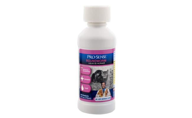 Pro-Sense Liquid De-Wormer for Cats
