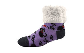 Pudus Women's I Love My Cat Socks