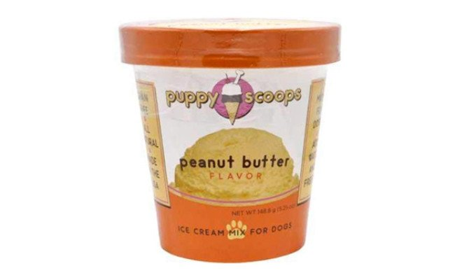 Puppy Cake Puppy Scoops Ice Cream Mix for Dogs
