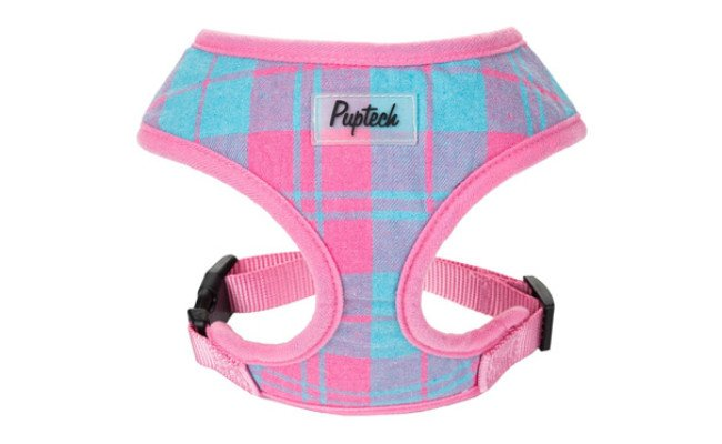 Pupteck Soft Mesh Puppy Harness