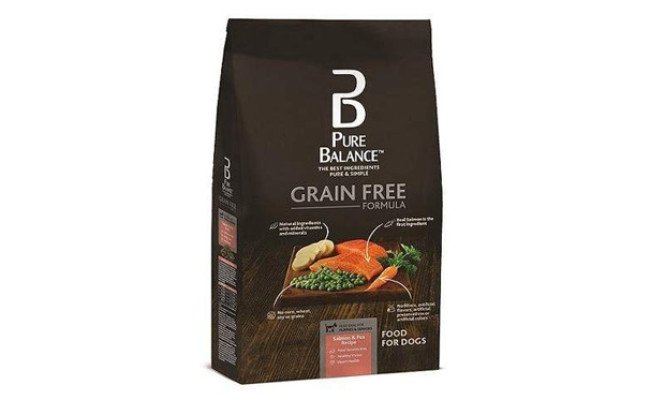 Pure Balance Grain Free Formula Salmon & Pea Recipe Dog Food