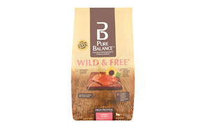 Pure Balance Salmon Dry Cat Food