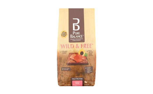 Pure Balance Salmon Dry Cat Food