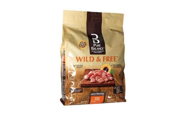 Pure Balance Wild & Free Dry Cat Food