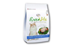Pure Vita Grain Free Chicken Cat Food