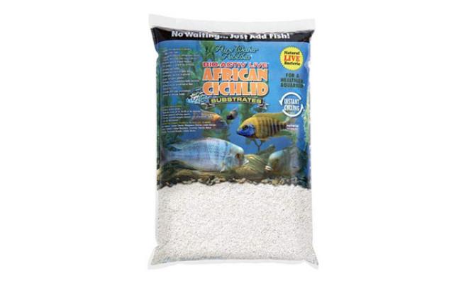 Pure Water Pebbles Natural White Aquarium Live Sand