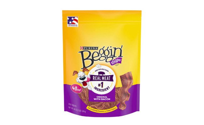 Purina Beggin' Facilities Dog Training Treats