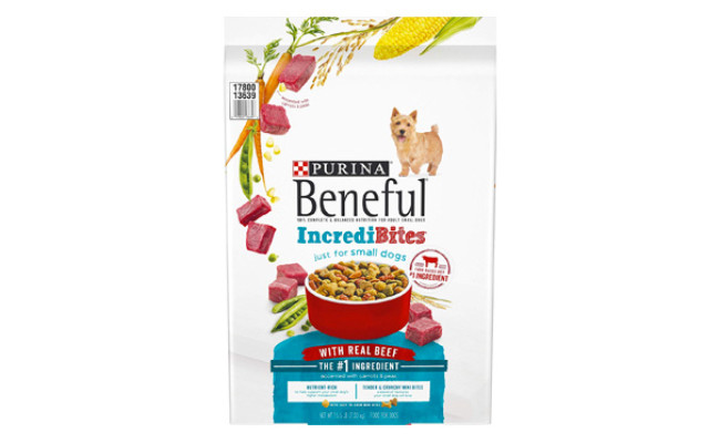 Purina Beneful Dry Dog Food for Pugs