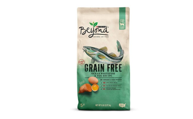 Purina Beyond Grain Free Food for Cats