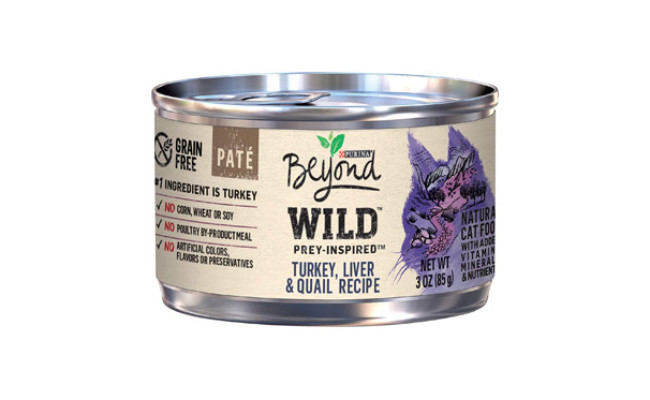 Purina Beyond High Protein Adult Cat Food