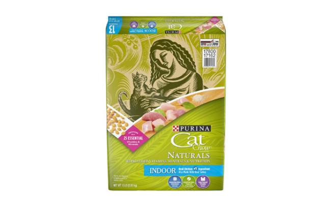 Purina Cat Chow Naturals Indoor Adult Dry Cat Food