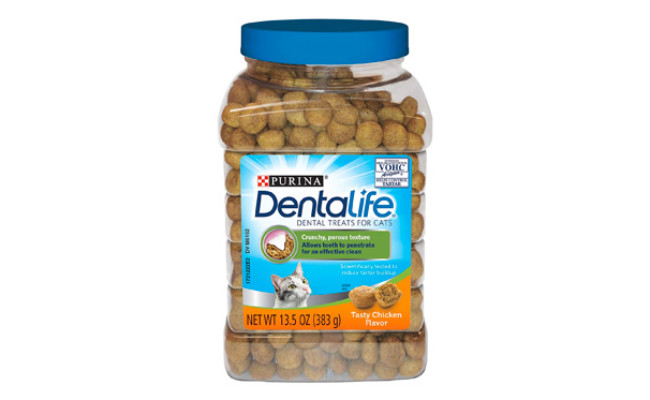 Purina DentaLife Adult Cat Treats