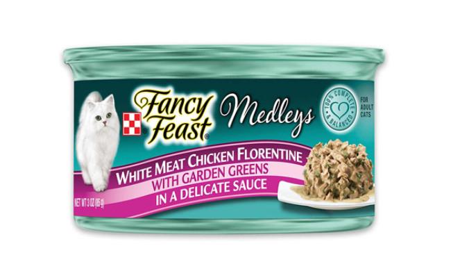 Purina Fancy Feast Canned Wet Cat Food