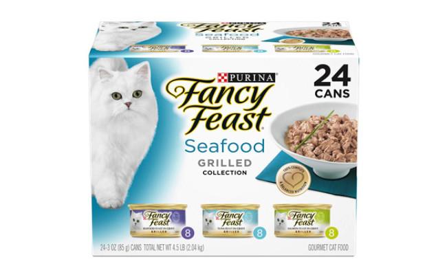 Purina Fancy Feast Wet Cat Food