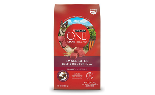 Purina ONE SmartBlend Beef & Rice Dry Dog Food