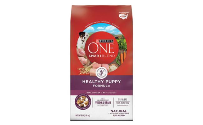 Purina ONE SmartBlend Healthy Puppy Formula Dog Food