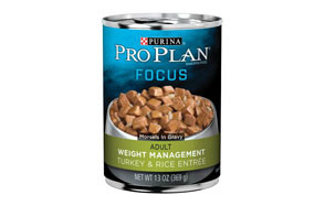 Purina Pro Plan FOCUS Adult Canned Wet Dog Food