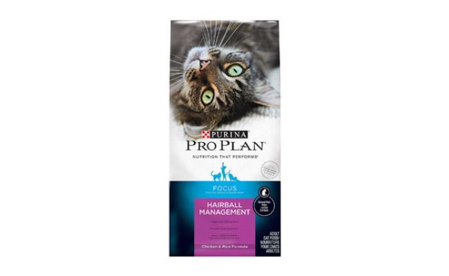 Purina Pro Plan Focus Hairball Management Cat Food