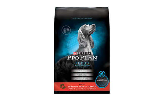 Purina Pro Plan Focus Sensitive Skin Dry Dog Food