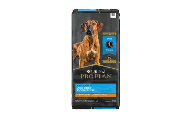 Purina Pro Plan Large Breed Dry Dog Food
