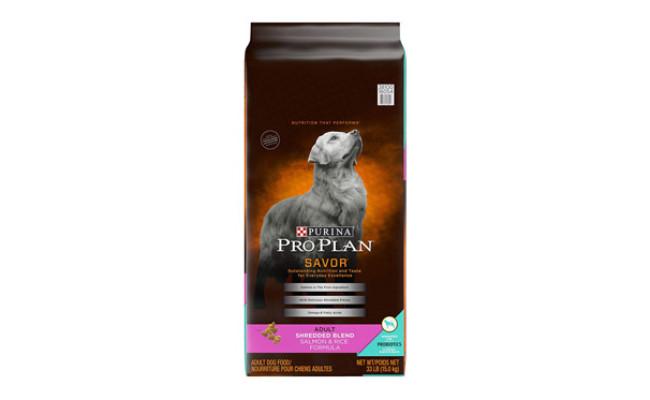 Purina Pro Plan Shredded Blend With Probiotics Dog Food