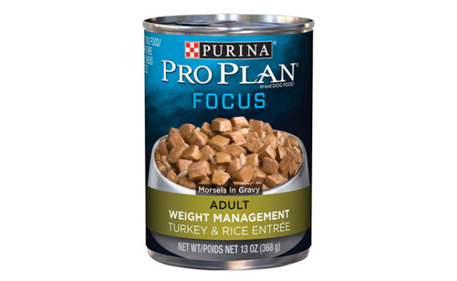 Purina Pro Plan Weight Management Adult Dog Food