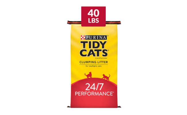 Purina Tidy Cats No Dust Cat Litter