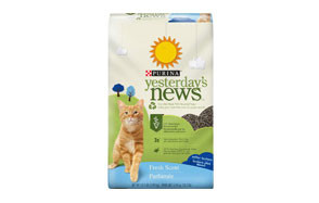 Purina Yesterday's Clumping Paper Cat Litter