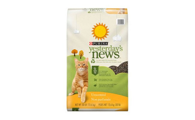Purina Yesterday's News Non Clumping Paper Cat Litter