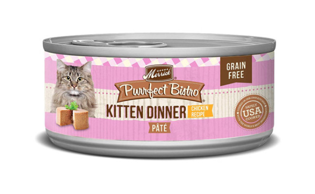 Purrfect Bistro Grain Free Cat Food