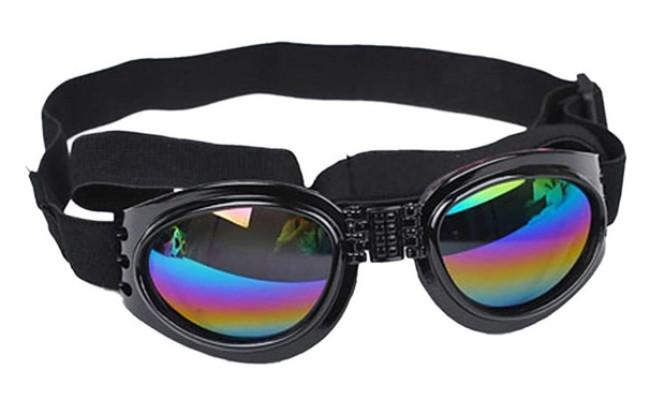 QUMY Dog Goggles Eye Wear Protection Dog Sunglasses