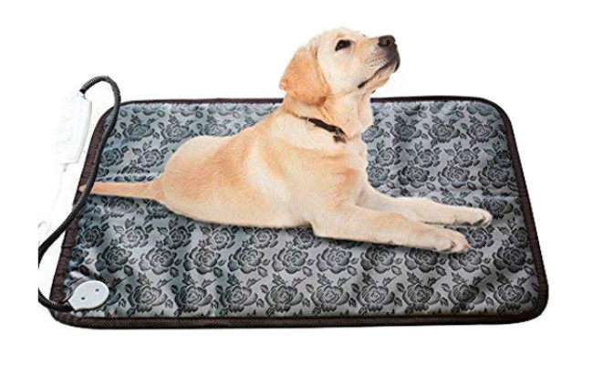 RIOGOO Electric Heated Dog Pad