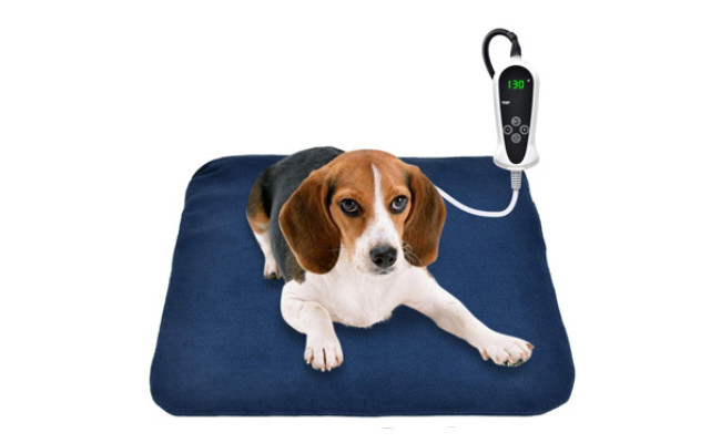 RIOGOO Pet Heating Pad for Dogs