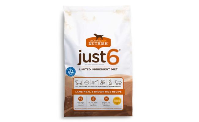 Rachael Ray Nutrish Just 6 Dry Dog Food for Corgis